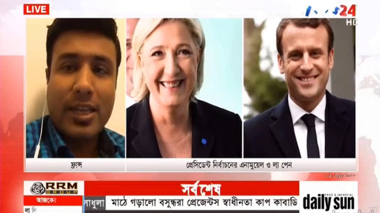 France elections 2017 live - Live At News 24 About France Presidential Election 2017