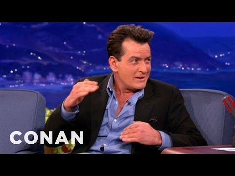 Charlie Sheen Reveals How His Meltdown Began - CONAN on TBS