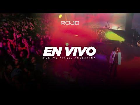 ROJO - ROJO en VIVO (Buenos Aires, Argentina)