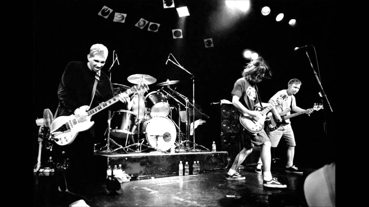 Foo Fighters Floaty Regular Speed Live 1995 NY Tramps