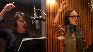 "EXCLUSIVE! Kristin Chenoweth and Peter Gallagher ""I"