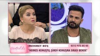 """Mehmet Bey: """"Şimdi Konuşma Sırası Bende!"""" - Esra Erol'da 244. Bölüm - Atv"""