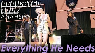 Carly Rae Jepsen - Everything He Needs - LIVE @ Anaheim House of Blues - 6-27-19