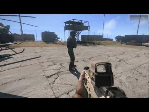 ArmA 3 Alpha - Ein nicht ganz so seriöser Test