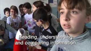 Six videos demonstrating CLIL used in classes from primary schools and vocational colleges thumbnail