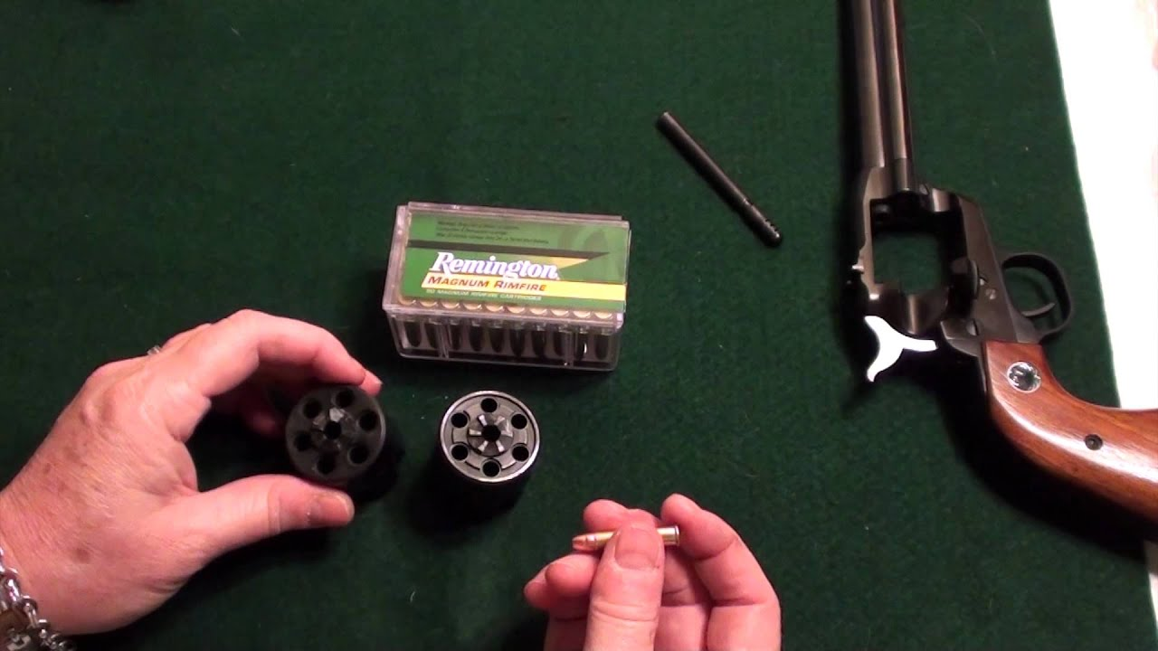 Ruger 22 Single Shot Disassembly & Assembly