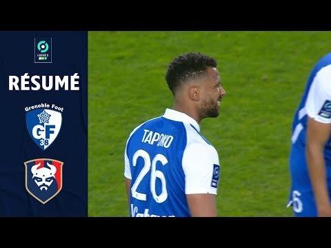 Grenoble Caen Goals And Highlights