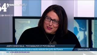 Quand l'extrême droite a voulu séduire les juifs de France