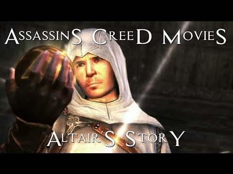 Altair's story - Assassins Creed Movies - Assassins Creed and Revelations - Altaïr Ibn-La'Ahad