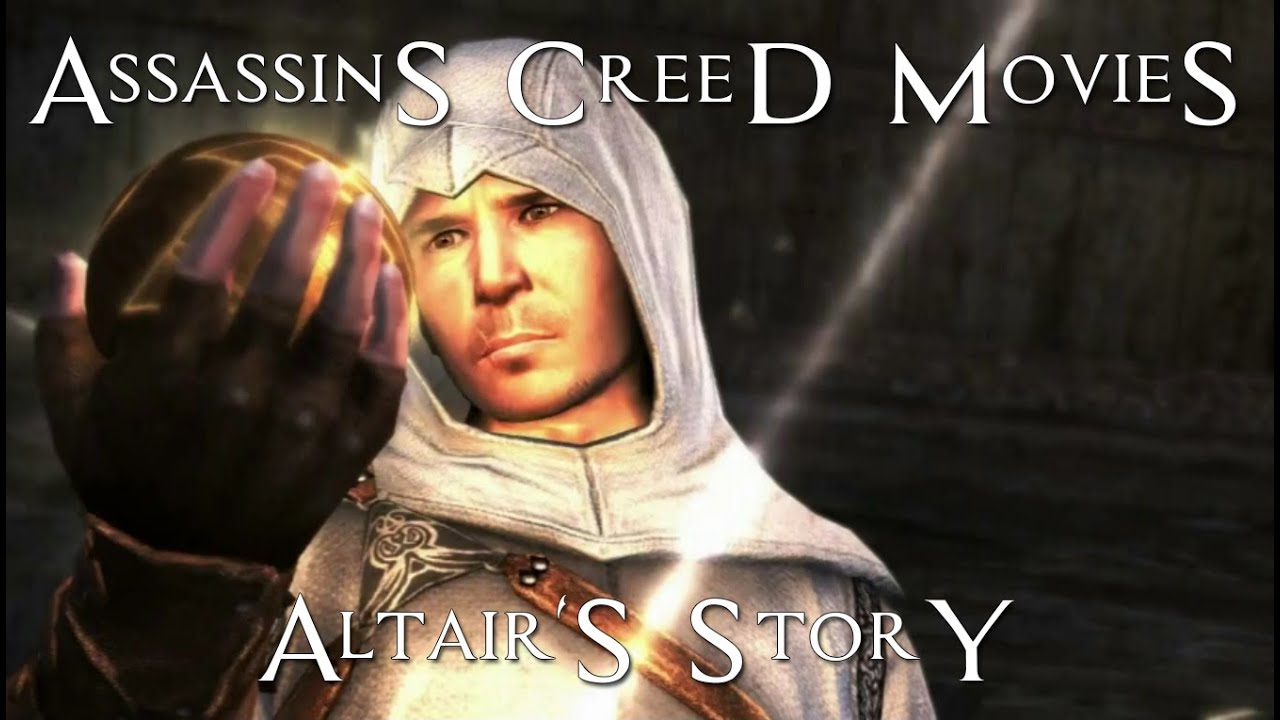 Altair S Story Assassins Creed Movies Assassins Creed And