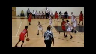South Charleston vs Nitro Girls Basketball