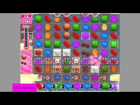Candy Crush Saga Level 1327 NO BOOSTERS