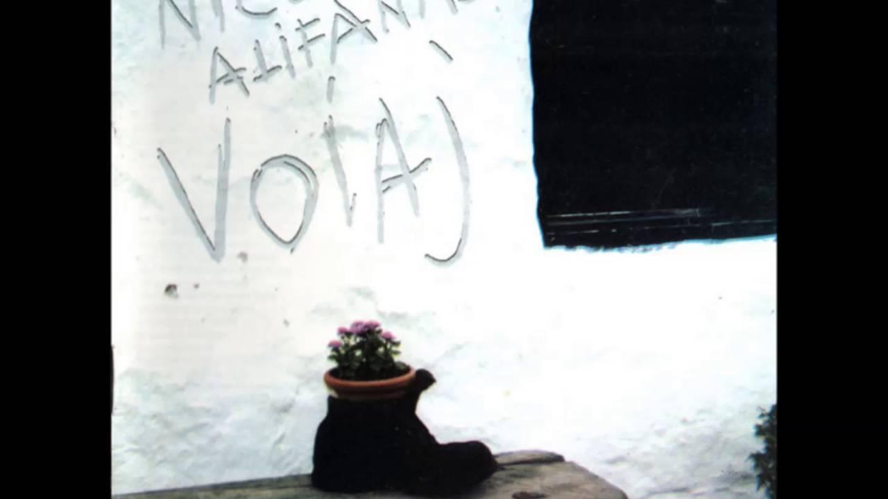 Nicu Alifantis & Zan - Voiaj(full album, 1995)