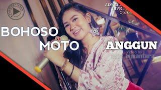 Bohoso Moto - Anggun Pramudita (Official Video Cover)