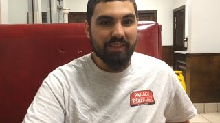 Palace Pizza Delivery Driver Jarrid Tansey Talks About His Viral Celebrity Status