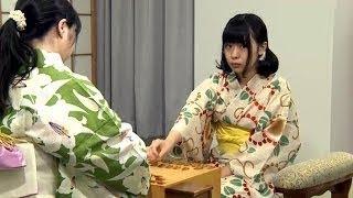 【将棋】香川愛生 女流三段 vs 西山朋佳 奨励会三段 鈴木繭菓 動画 11