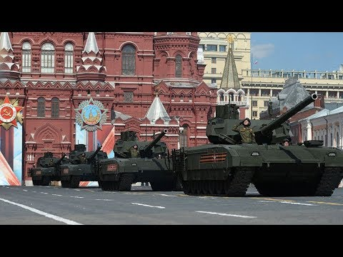 Victory Day parade kicks off on Moscow's Red Square