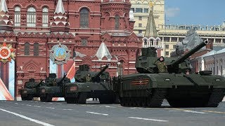 Фото Victory Day Parade Kicks Off On Moscows Red Square