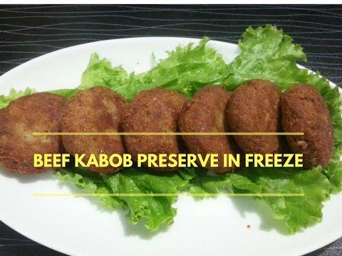 how to make kabab at home