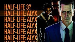 Half-Life: Alyx — всё о новой игре Гейба
