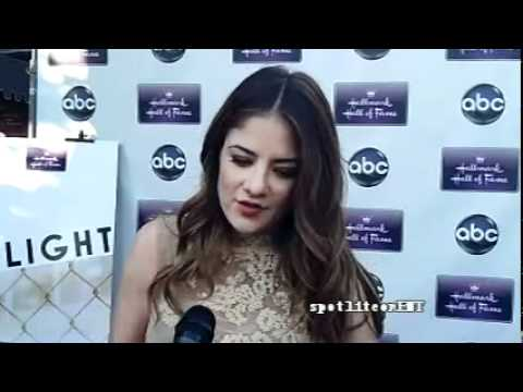 Emily Tremaine  Firelight Red Carpet Premiere