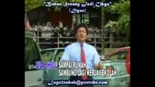 Dyan - Bukan Senang Jadi Cikgu (MTV Lagu Sabah With HQ Audio)