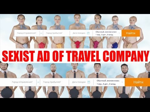 Chocotravel: Sexist advertisement of Kazakhstan travel company gets flak | Oneindia News