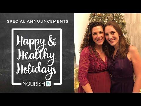 Happy & Healthy Holidays!