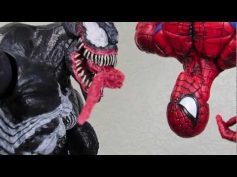 Marvel Legends Icons Spider-man Toybiz 12