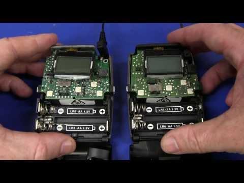 EEVblog #571 - Sennheiser EW100 G3 Wireless Microphone Teardown