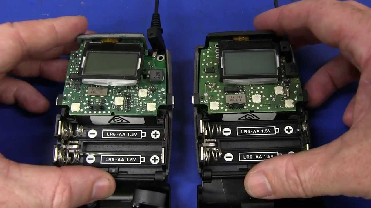 maxresdefault eevblog 571 sennheiser ew100 g3 wireless microphone teardown  at gsmportal.co