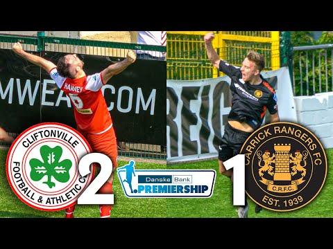 Cliftonville Carrick Rangers Goals And Highlights