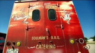 Soulman's Bar-B-Que on Misfit Garage