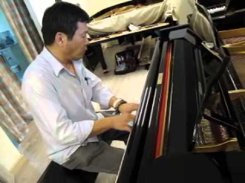 Grand Piano STEINWAY & SONS Model A sound check by BEETHOVEN PIANO (1)