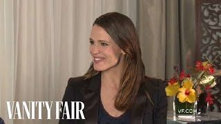 Jennifer Garner Talks to Vanity Fair's Krista Smith About the Movie