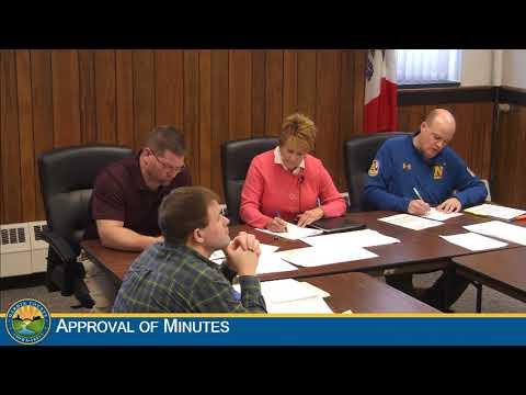 Hardin County Board of Supervisors Meeting 2-21-2018