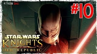 Star Wars Knights Of The Old Republic #10 ЛЫСЫЙ МАЛАК!