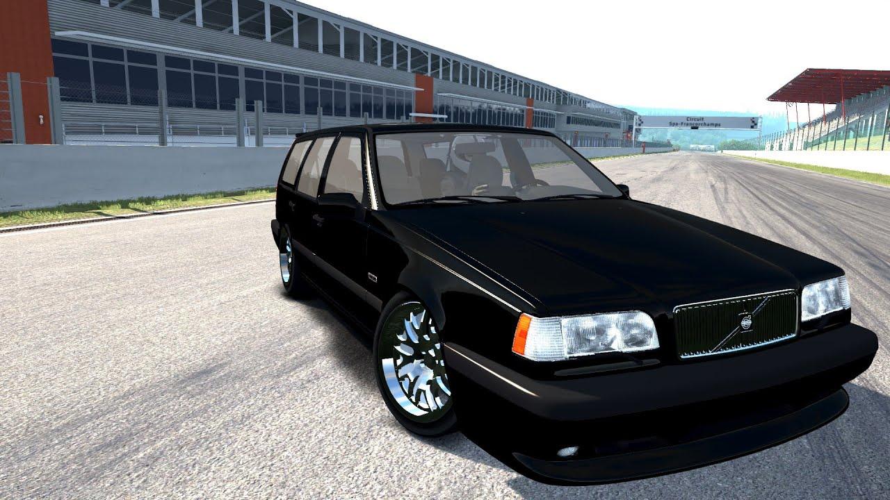 Volvo 740 Mods - Assetto Corsa Volvo R Wagon Download - Volvo 740 Mods