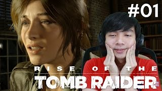 Rise of the Tomb Raider - LARA MY LOVE - Indonesia Gameplay Part 1