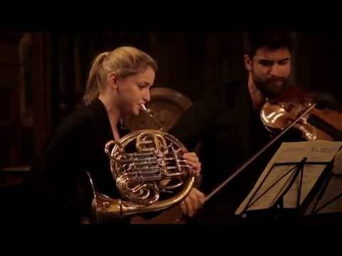 Mozart Horn Quintet E flat K407 - Whittington Festival