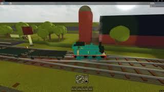 ROBLOX | Longest Train Possible in WIP Railway Map