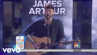 James Arthur - Say You Won't Let Go (Live at the Today Show)