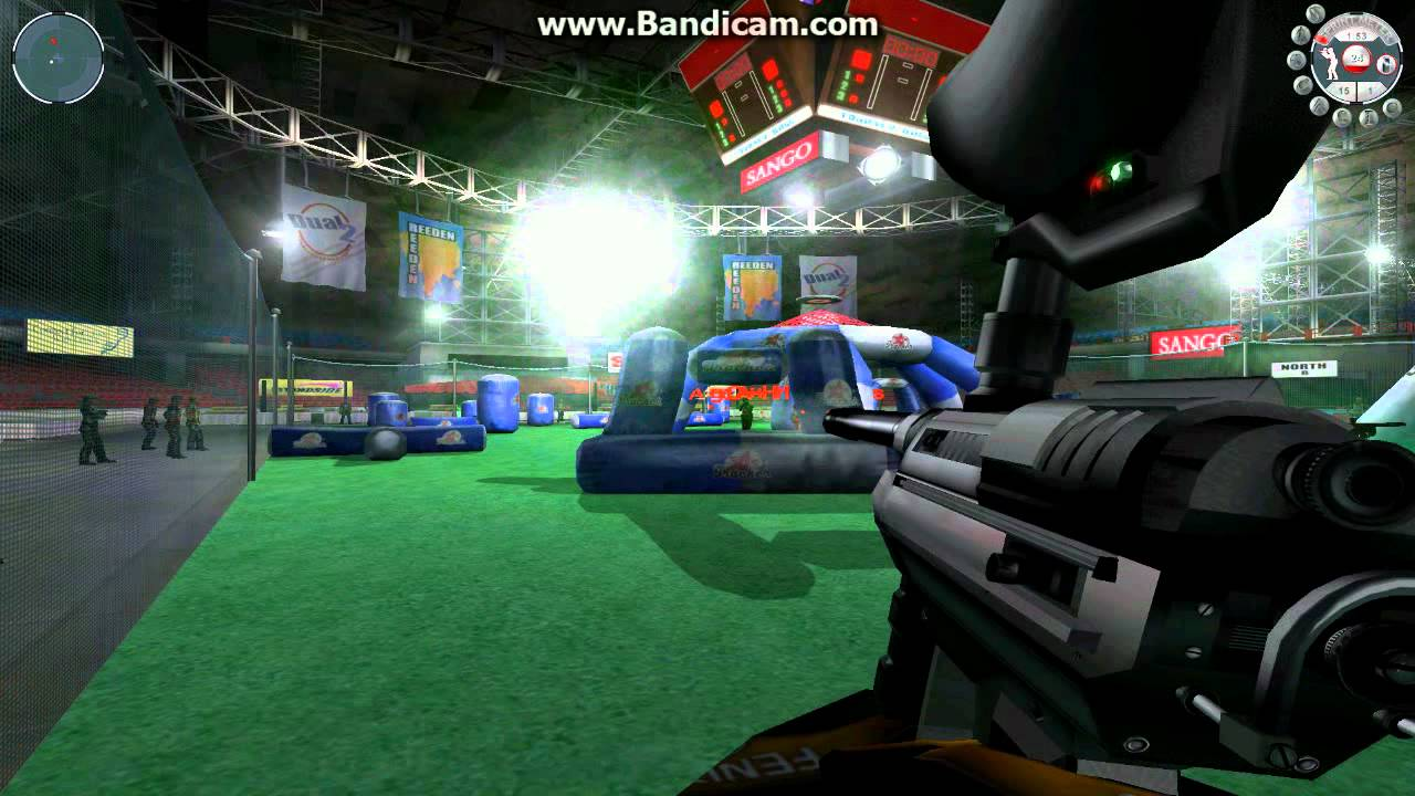 Renegade Paintball Gameplay [PC] - YouTube