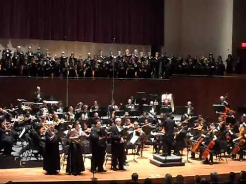 beethoven 9th symphony 4th movement I sort of didn't want to do another symphony by beethoven, but his 9th symphony is widely considered the greatest work in all of classical music, which makes it hard to pass over.