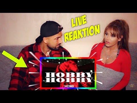 Mero - Hobby Hobby (Live Reaktion) Lisha&Lou