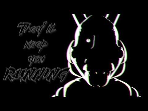 [SFM/FNaF] They'll Keep You Running by CK9C