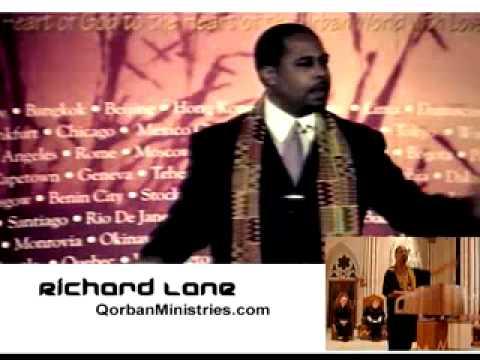 Catholic Evangelist Richard Lane of Qorban Ministries