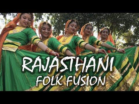 Satarangi Rajasthan-Dance Cover  By Alabhya |choreography By -Pooja Pattani