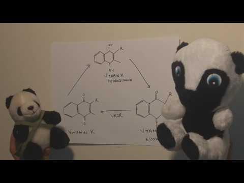 Vitamin K Epoxide Reductase Pitch
