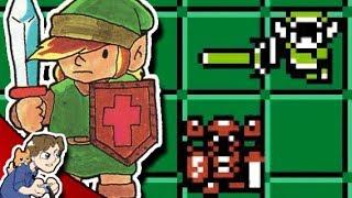 Punchy Rocks │ Zelda: Legend of Link #5 │ ProJared Plays!